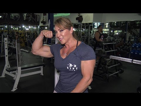 Ms. Olympia, Yaxeni Oriquen Speaks!! / Female Bodybuilding