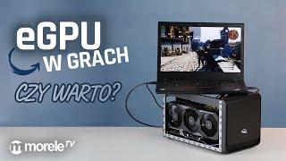 eGPU w grach - czy warto? Testy w Metro Exodus, Battlefield V, Wiedźmin 3, GTA V