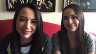 Merrell Twins' Standoff Interview