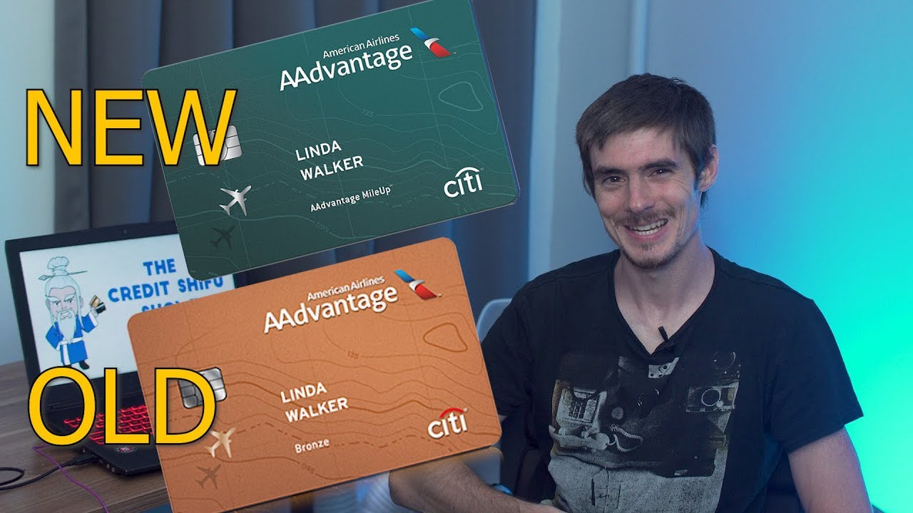NEW Citi AAvantage Mile Up Card EARNS MORE AA MILES
