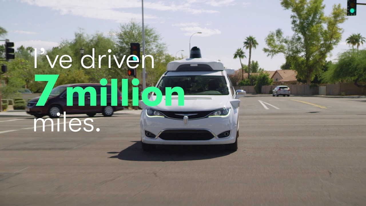 Hello from Waymo (Formerly the Google Self-Driving Car Project)
