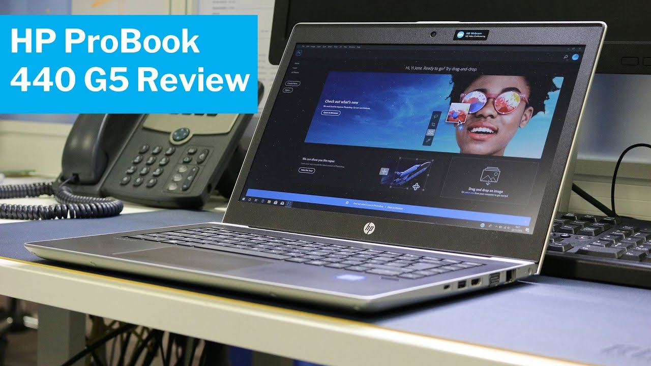 Hp Probook 440 G5 Review 14 Laptop 2018 Youtube