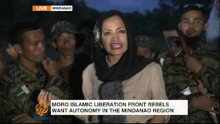 Video Philippines peace deal with Muslim rebels explained download MP3, 3GP, MP4, WEBM, AVI, FLV Maret 2017