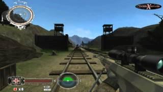 Marine Sharpshooter 4 PC Gameplay / Walkthrough - Mission 3