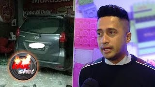 Toko Kue Irfan Hakim Ditabrak Mobil - Hot Shot 09 Desember 2017