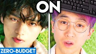 K-POP WITH ZERO BUDGET! (BTS - 'ON' MV PARODY)