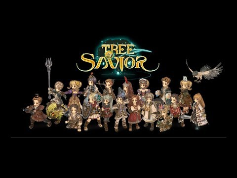 tree of savior แนะนำการเปลี่ยนอาชีพและเปลี่ยน Rank ตัวละคร