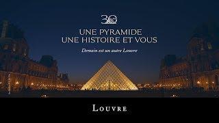 La Pyramide du Louvre fête ses 30 ans