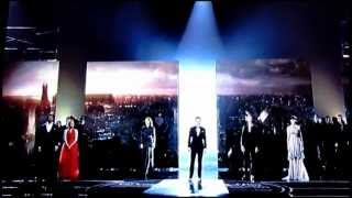 les miserables cast oscars performance 2013 hd full original video