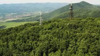 Zapętlaj Drón videón az Eged hegy és a környéke - 4K   SkyTona Drone
