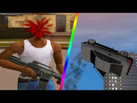 5 Best Glitches In The Grand Theft Auto Series!