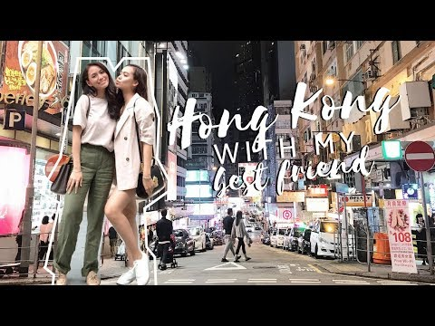 Hong Kong Experience with my Best Friend! ❀ Micah Louisse