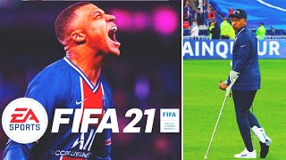 ПРОКЛЯТИЕ ОБЛОЖКИ FIFA МБАППЕ очередная ЖЕРТВА Вот почему Килиан получил травму