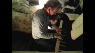 Air Supply - She Never Heard Me Call - Piano Cover
