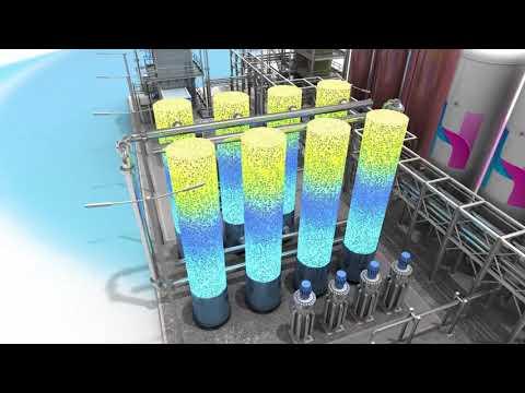 Liquid Air Energy Storage Animation 2018