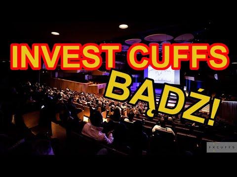 Invest Cuffs 22 23 marca Kraków