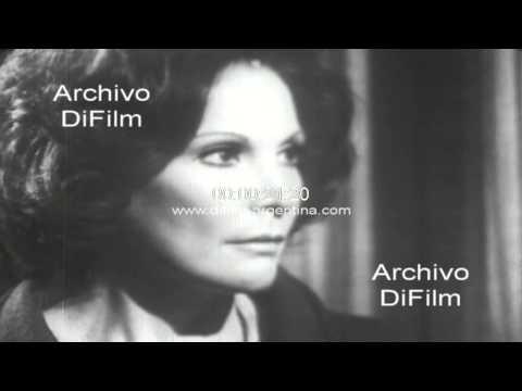 Irma Roy, una vida ligada al cine, el teatro y su militancia peronista