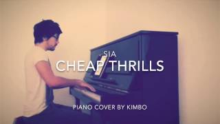 Sia Cheap Thrills Piano Cover Sheets.mp3