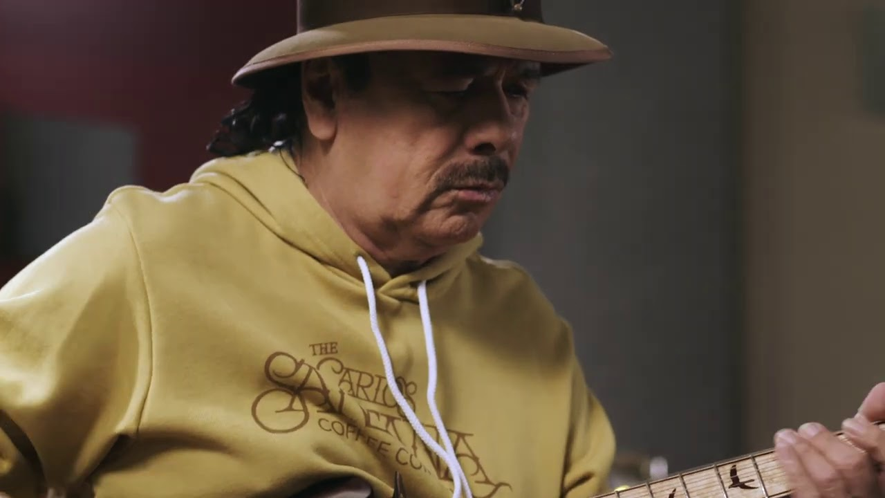 The Carlos Santana Coffee Company -- Something is Brewing