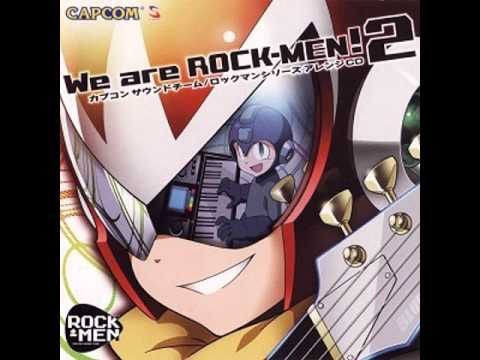 We are ROCK-MEN!2 (D1;T12) Ryuusei no Rockman2 SKY WAVE