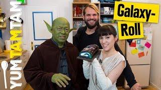 Star Wars Galaxy Roll // Viel zu backen du noch hast! // #yumtamtam