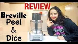 Breville Sous Chef Food Processor Review | Breville Peel & Dice Food Processor 16 Cup Reviews 2018