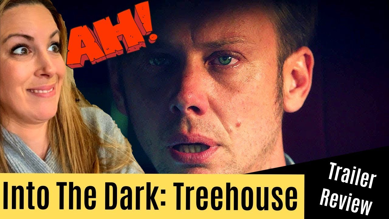 Into The Dark Treehouse Trailer Reaction - [Hulu Original