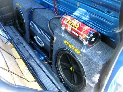 Nissan Hardbody Kicker