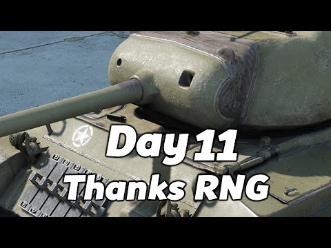 World of Tanks || T25 Pilot - Day 11 || Thanks RNG