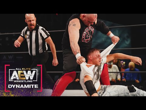What Happened to Orange Cassidy When He Returned to Action? | AEW Dynamite