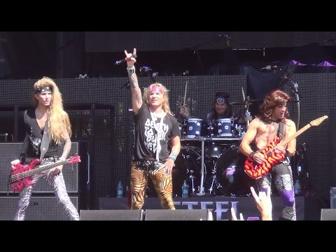 Steel Panther - Just Like Tiger Woods - Aftershock 2013