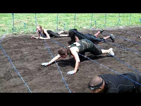 Katy Mud Wire Crawl Booty Insured ;)