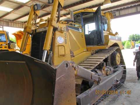 Caterpillar Heavy Construction Equipment Bulldozers