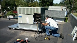 COMMERCIAL HEAT PUMP CONTRACTOR IN COLUMBUS