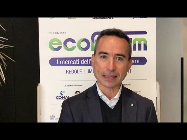 EcoForum  VII edizione - Stefano Ciafani