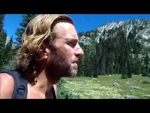 Hiking in the Wallowa Mountains of eastern Oregon