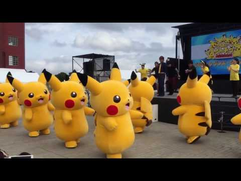 Pikachu song for children, Nursery rhymes songs, Pokemon pikachu dance kids song