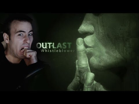 Outlast Whistleblower BLIND Let's Play - Part 1 - Cannibal Chase | (Walkthrough - Playthrough)