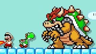 Super Mario Maker - 100 Mario Challenge #102 (Expert Difficulty)