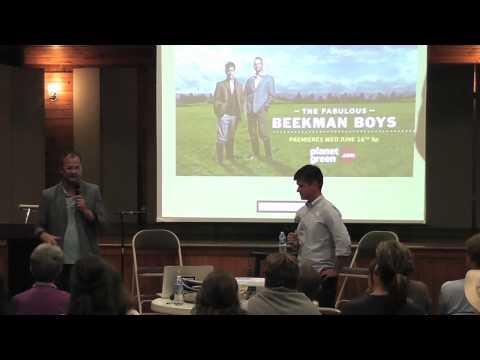 The Beekman Boys - The Beekman 1802 Heirloom Vegetable Cookbook