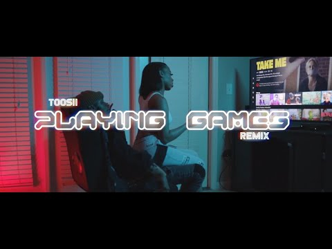 Toosii – Playing Games [Official Music Video]