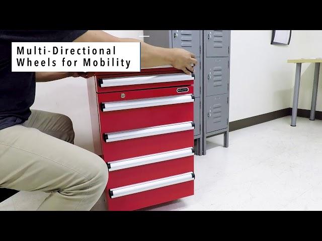 Whynter Portable 1.8 cu.ft. Tool Box Refrigerator TBR-185SR