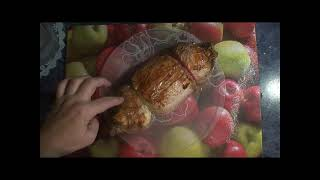 Рецепт Рулет из индейки с сыром и грибами