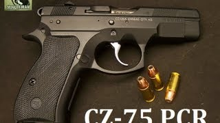 Repeat youtube video CZ -75 Compact PCR 9mm Pistol