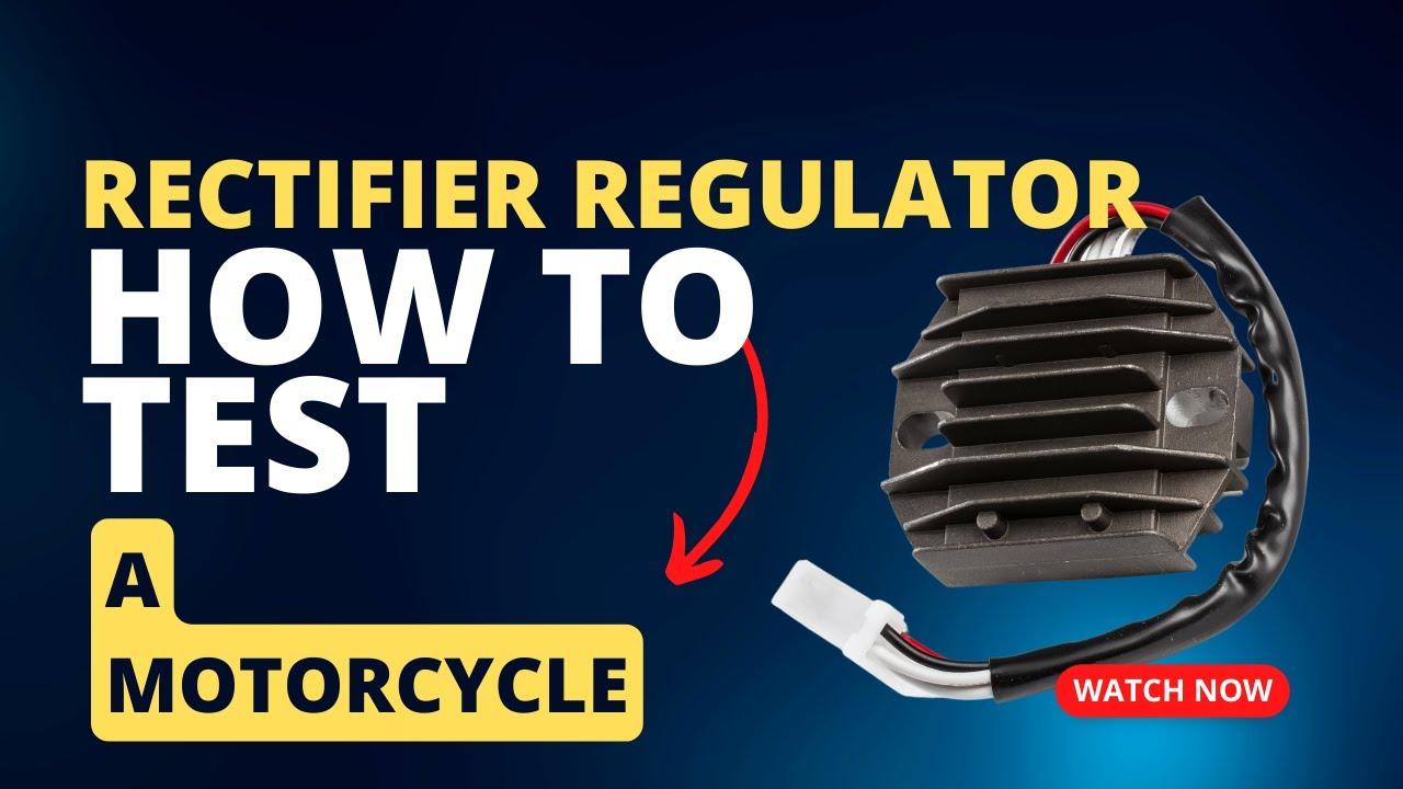rick s motorsport electrics inc how to test a motorcycle rectifier regulator youtube [ 1280 x 720 Pixel ]