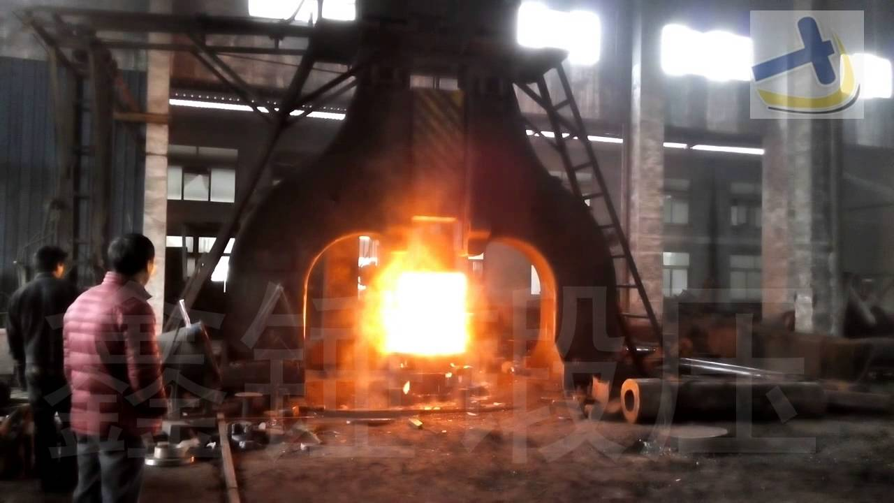 Natural Gas Furnace Industry Furnace Forging Heating