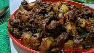 How to make tasty Pork Fry  Pork Fry Indian Style Recipe  Lockdown Delights