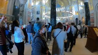 "Orthodox Church opens ""New Hagia Sophia"" for visitors"