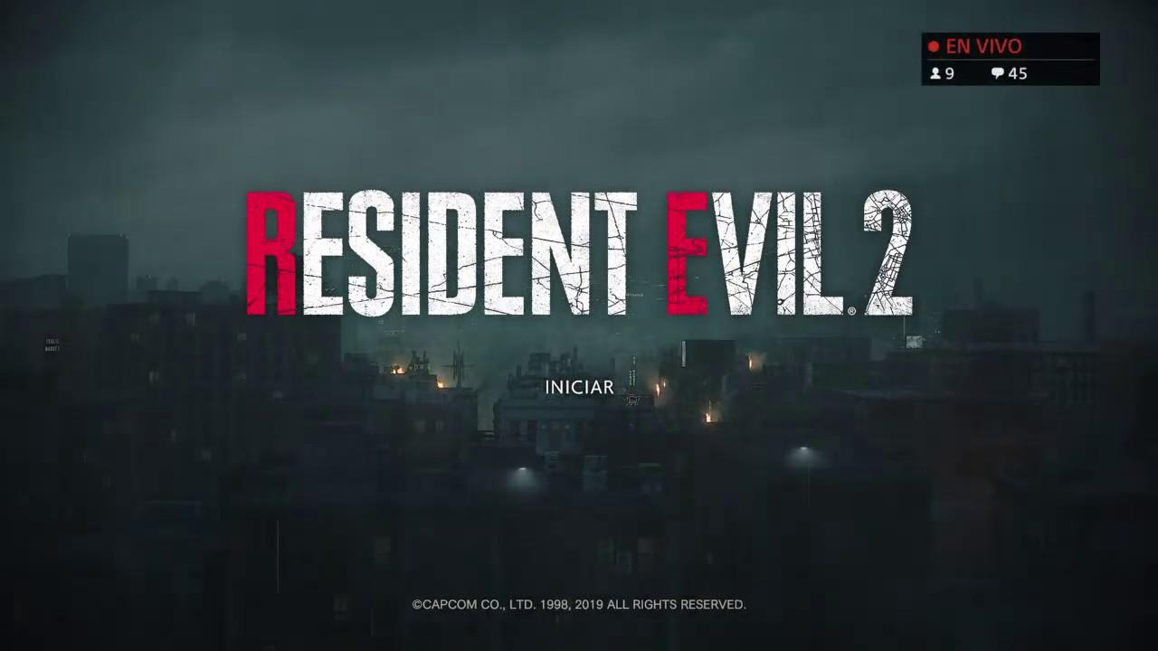 Resident Evil 2 Remake - Speedrun Claire Any %