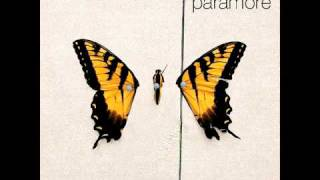 The only exception instrumental - Paramore
